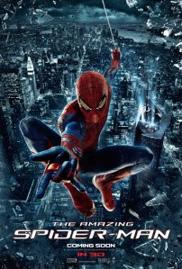 Amazing Spider-Man poster 3