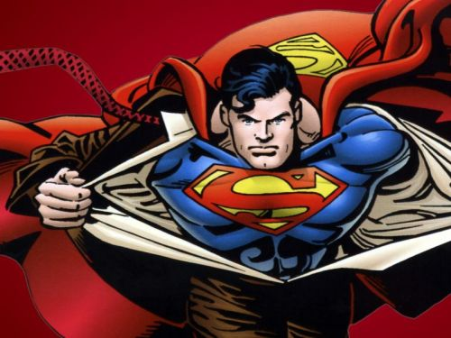 Superman-Comic