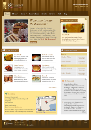 Gourmet-Restaurant-Wordpress-Theme