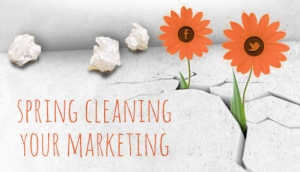 Spring Clean Your Content Marketing